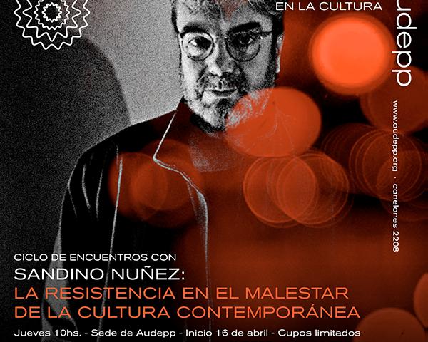 Ciclo de Encuentros con Sandino Núñez