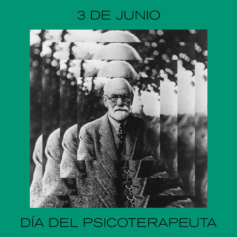 3 de junio. Día del Psicoterapeuta