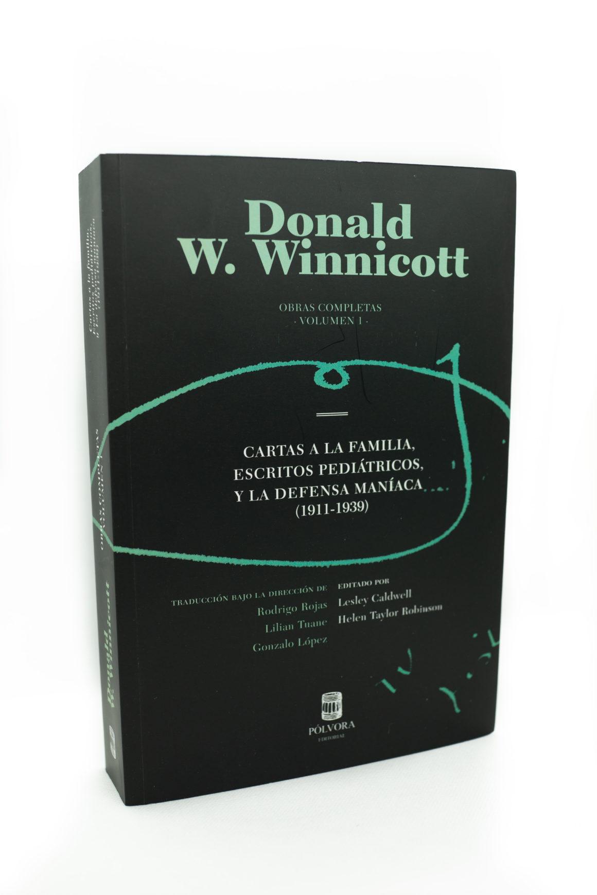 Lanzamiento de Pre-venta Obras Completas de Winnicott